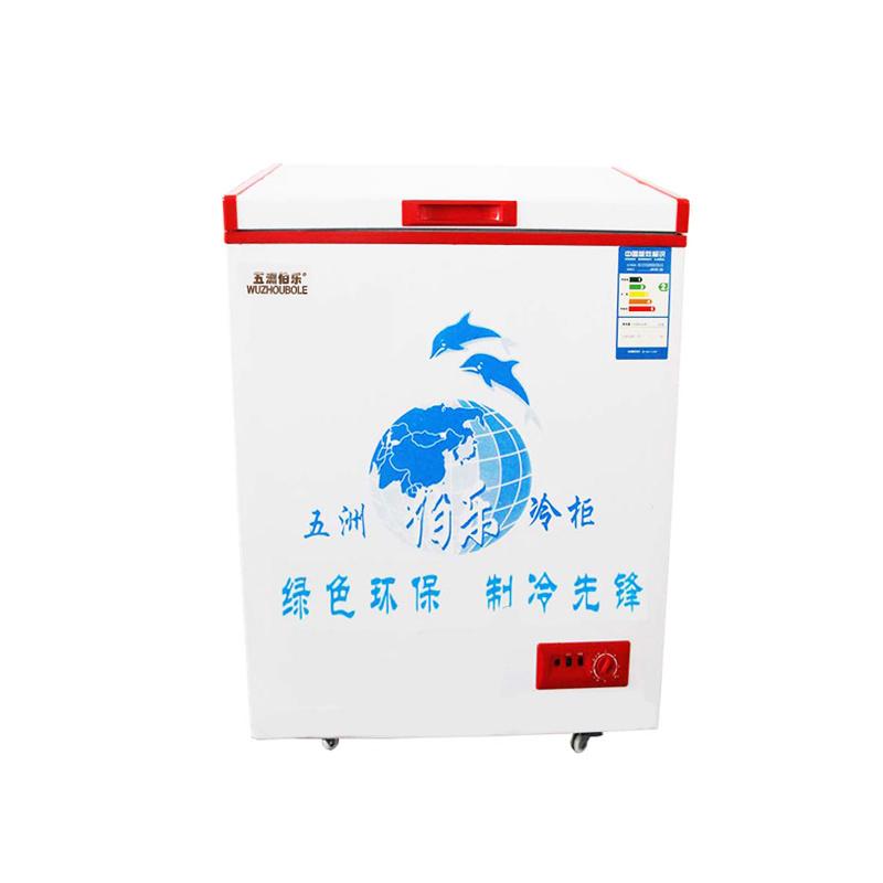 Single Temperature Top Open Single Door Chest Freezer