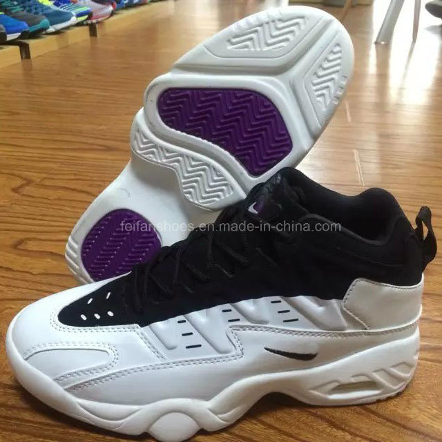 New Style High Quality Unisex Sneaker Basketball Shoes (B155)