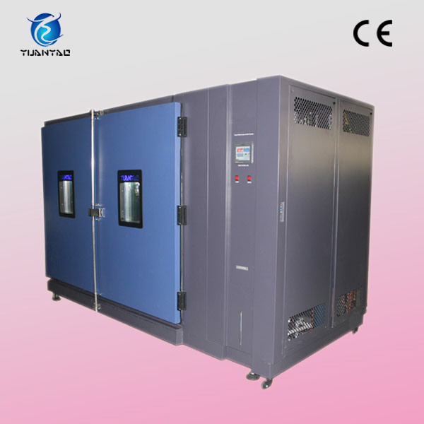 Programmable Industrial Temperature Humidity Control Walk in Cold Chamber