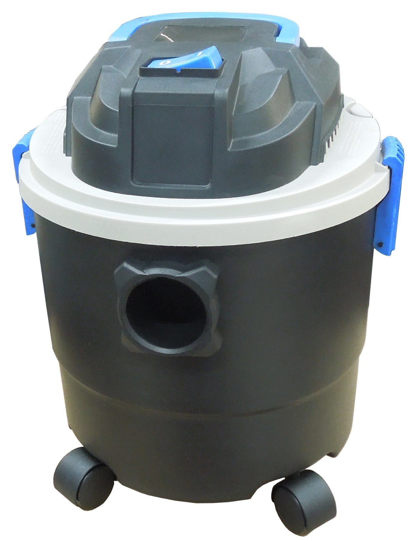 305p-15L 1250W Plastic Tank Wet Dry Water Dust Vacuum Cleaner with or Without Socket