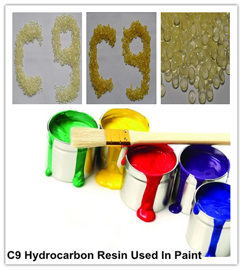 C9 Petroleum Resin for Coating Paint China Factory