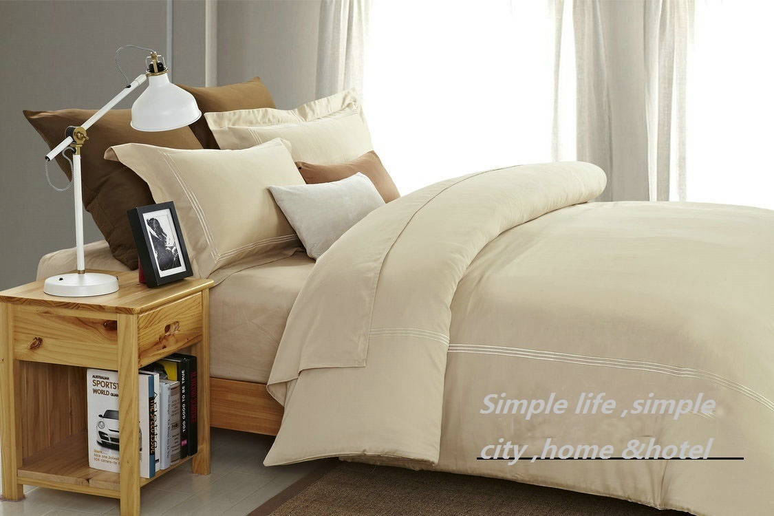 Five Star Hotel Use Full Cotton Bedding Set