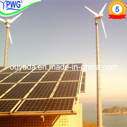 10kw Wind Solar Hybrid Power System for Home Use