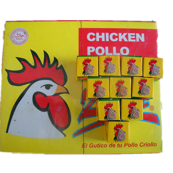 Halal Bouillon Cube-Chikcen, Fish, Shrimp Taste