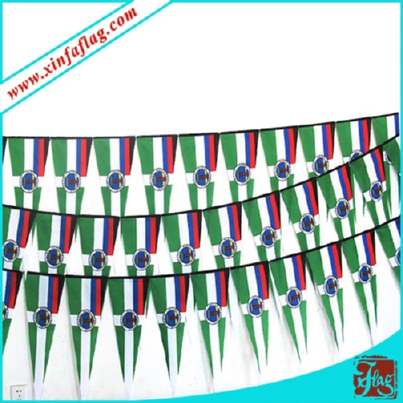 30X20cm Double Sided Bunting Flags