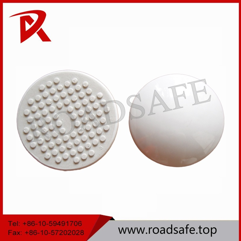 Road Cat Eye Yellow Color Ceramic Road Marker