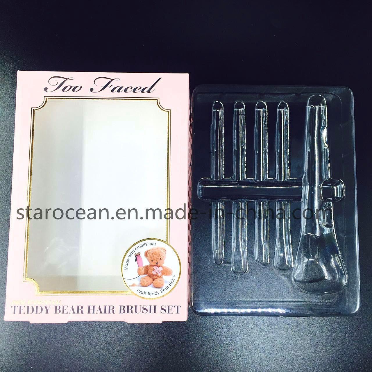 Plastic Gift Box PVC Blister Packaging for Mask