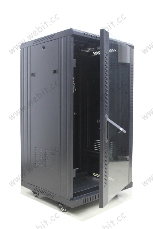 """New Design Floor Standing 19"""" Network Cabinet"""