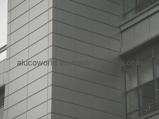 China Aluminum Composite Panel Wall Cladding Photos & Pictures - Made ...