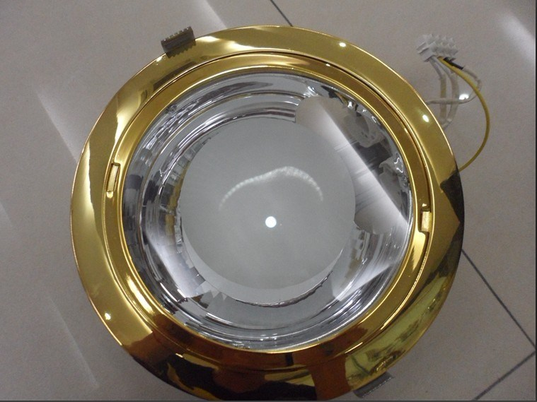 Energy Efficient Bulbs For Recessed Lighting : China energy saving light recessed downlight plc e w