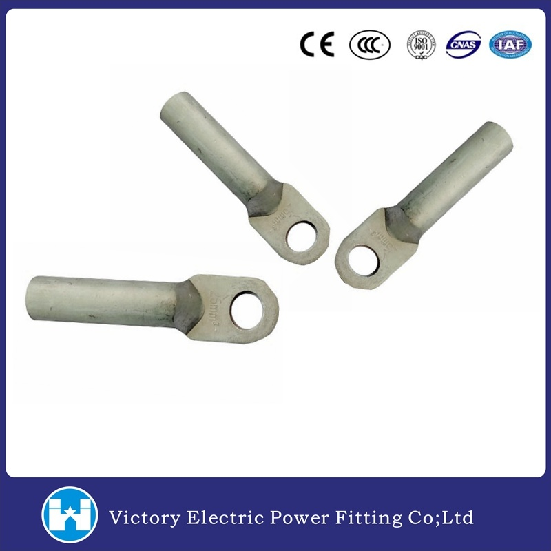 Electric Power Fittings Aliminum Cable Connecting Terminal Lug