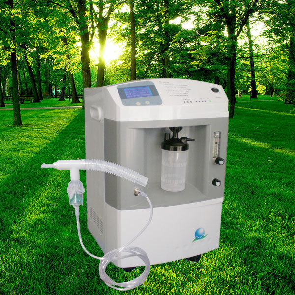 Medical Oxygen Concentrator with Pulse Oximeter, Nebulizer (5 L/ 6L/ 8L/10L /15L /20L)