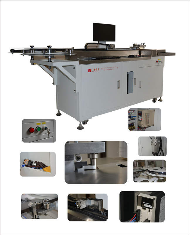 2015 Hot Selling Guangzhou Die Board Knife Auto Bending Machine for Package