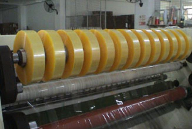 Gl-210 Fast Delivery Smart Name Tape Slitter Rewinder for Industry