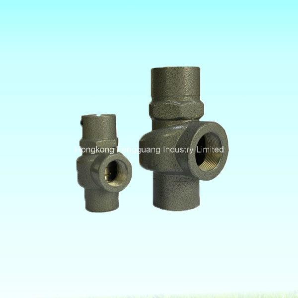 Air Compressor Minimum Pressure Valve Parts Pressure Control Valve