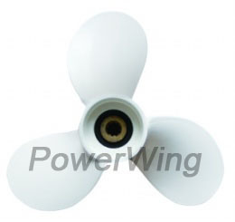 Powerwing Aluminum Marine Boat Outboard Propeller for YAMAHA Engine 4-6HP