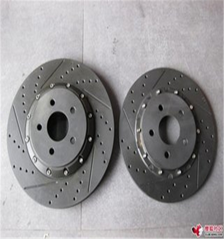 Durable Good Quality Cast Iron Car Brake Discs for Audi A1 1j0615301d