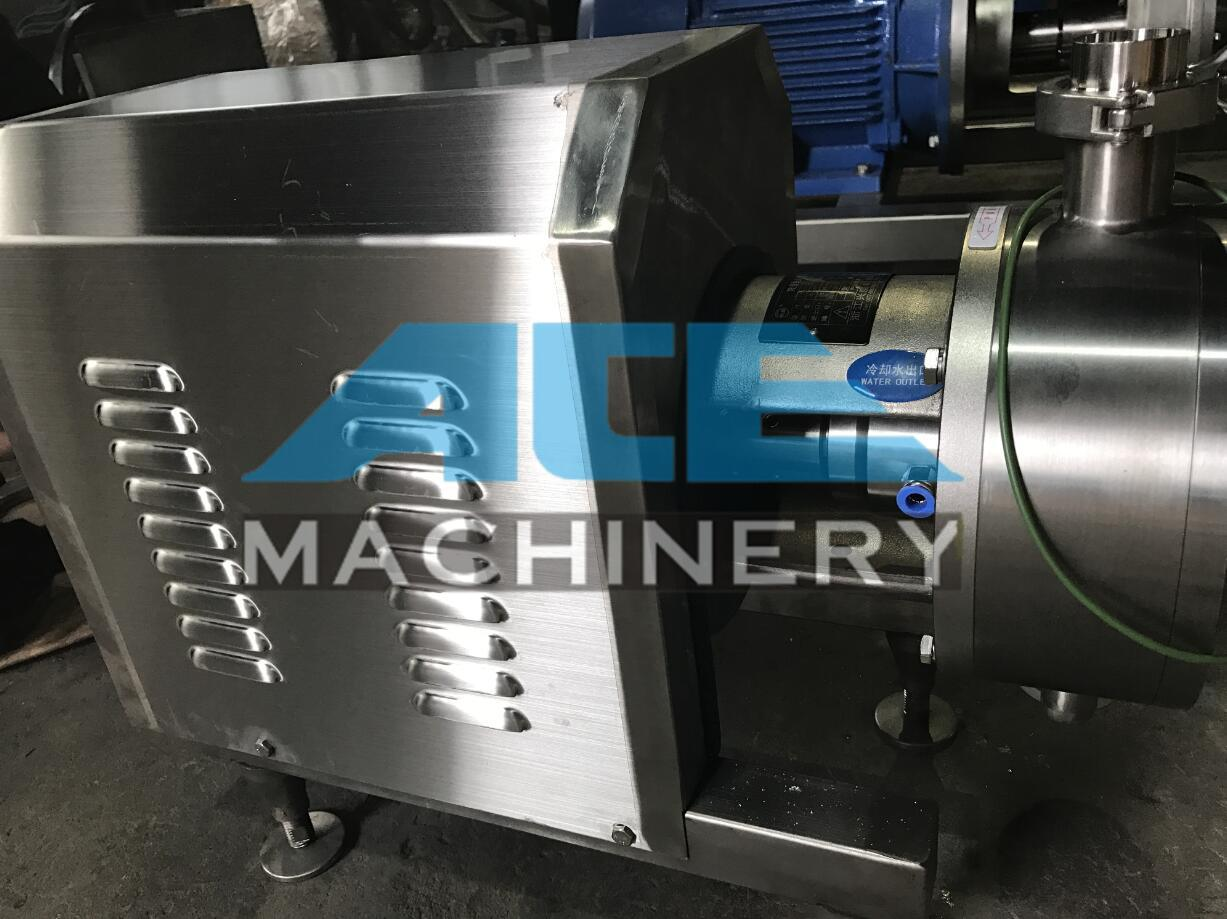 Sanitary Efficient Stainless Steel Homogenizer Pump High Shear Pump (ACE-RHB-B3)