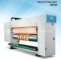 Carton Machine for Flexo Printer Slotter Die Cutter&Folder Gluer Stitcher
