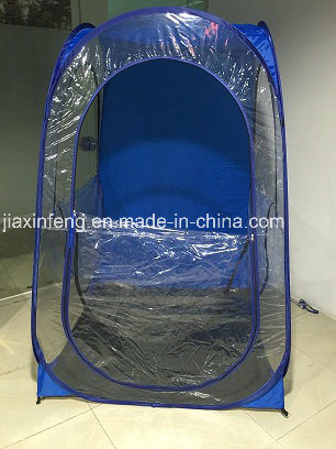 PVC Pup up Tent See-Through Waterproof Tent