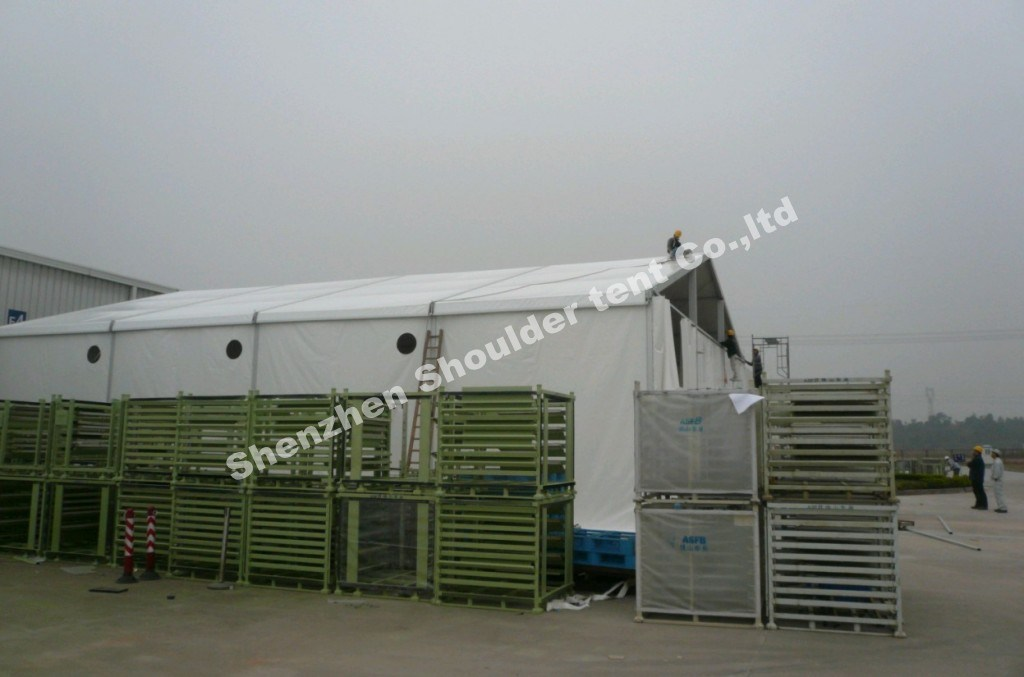 Newest Big Warehouse Tent From China