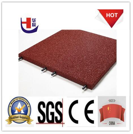 Interlocking Rubber Tiles, Beautiful Rubber Flooring Tiles