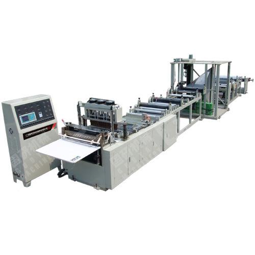 Full Automatic Non-Woven Fabrics Bag Making Machine (GY-600/900/1200/1400)