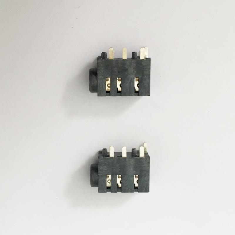 Headphone Socket Headphone Jack Audio and Video Socket Custom-Made Pj-3521