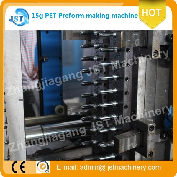 (JST-2300A) Plastic Bottle Prefrom Injeciton Mould Machine / Equipment