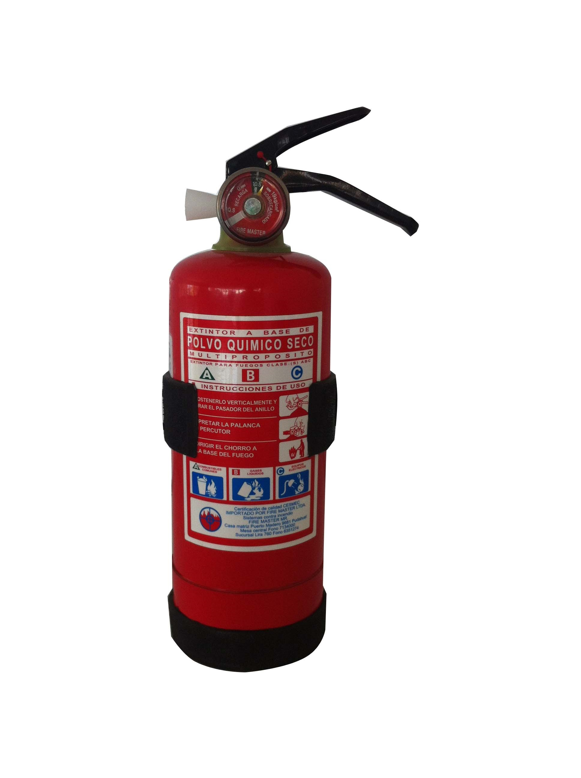 Dry Powder Frie Extinguisher Kvz