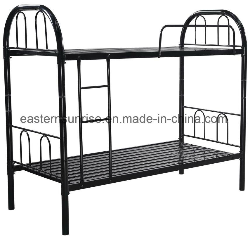 High Quality Strong Steel Student Worker Army Dormitory Bunk Bed