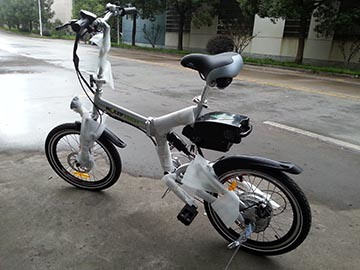 New 6 Speed Electric Bicycle (Y Spark)