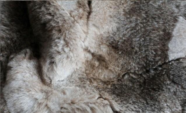 Jacquard-High-Pile-Fur Faux Fur Fur Eshp-076