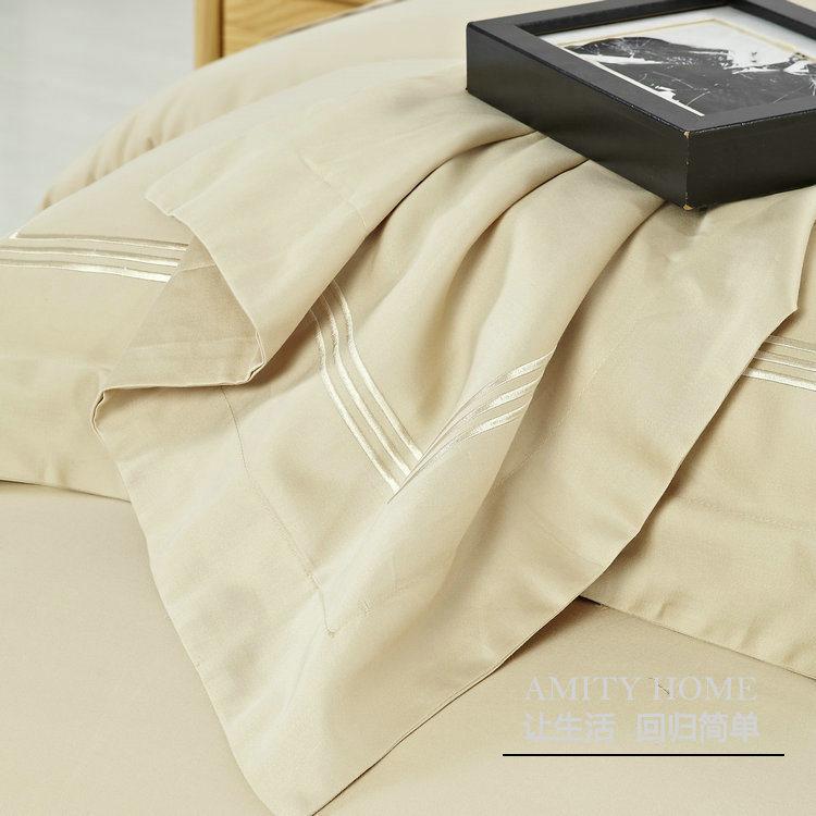 Five Star Hotel Use Full Cotton Bedding Set