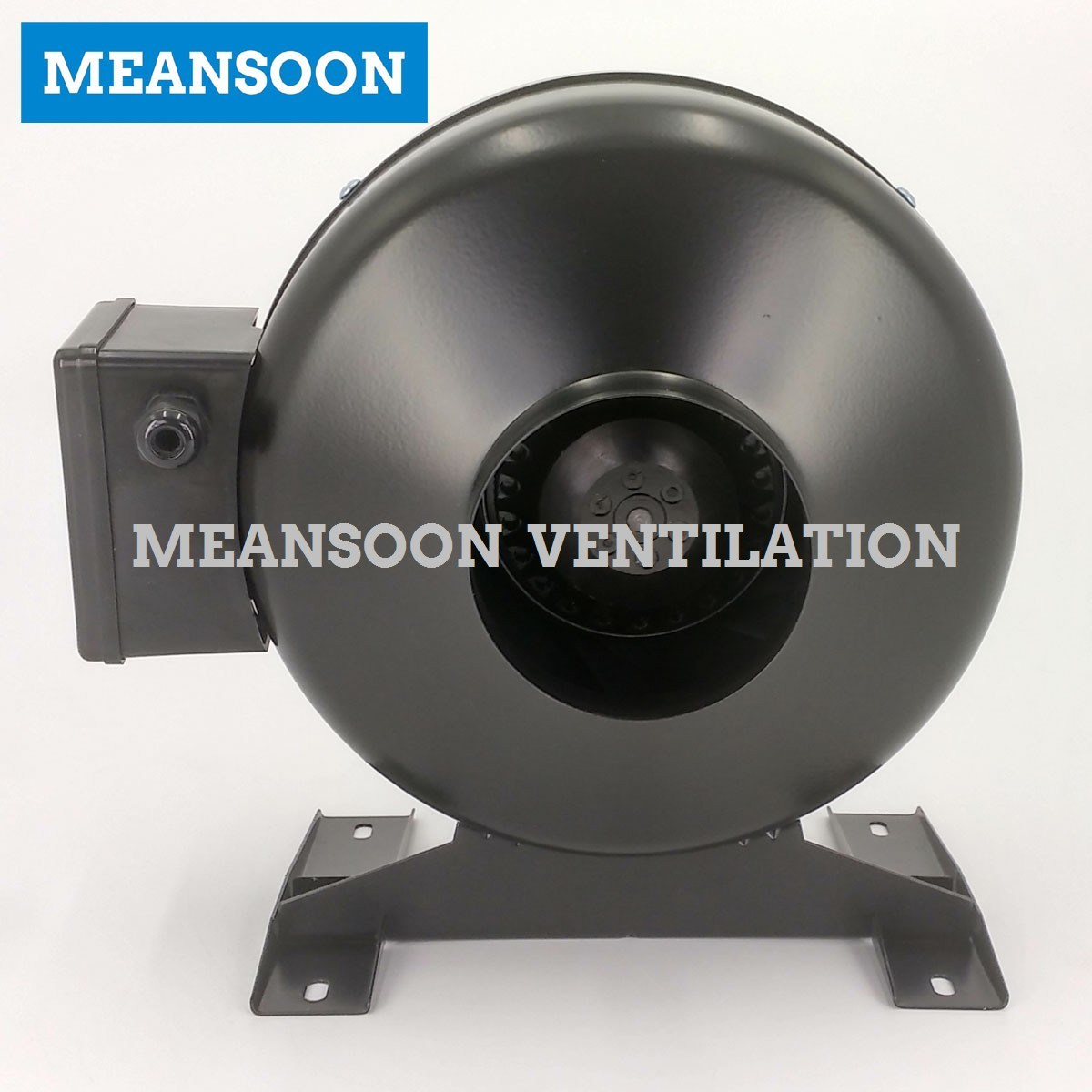 Hydroponics Inline Duct Fan 4 Inches