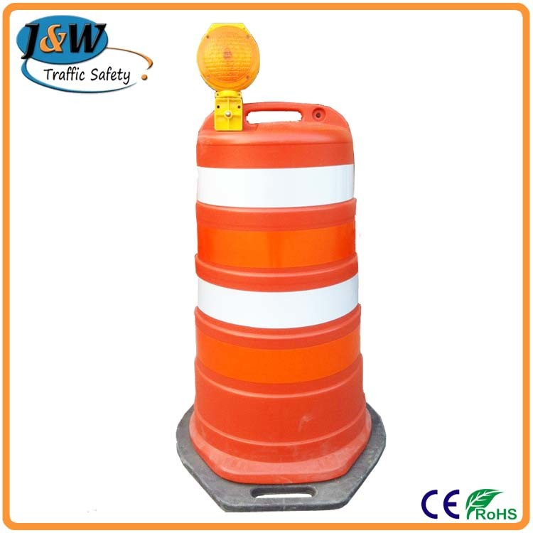 Plastic Traffic Barrier Traffic Drum
