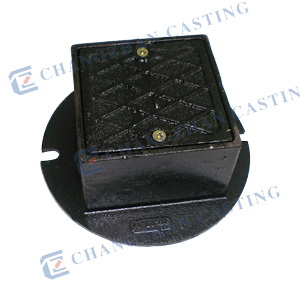 Ductile Iron Locking Manhole Cover
