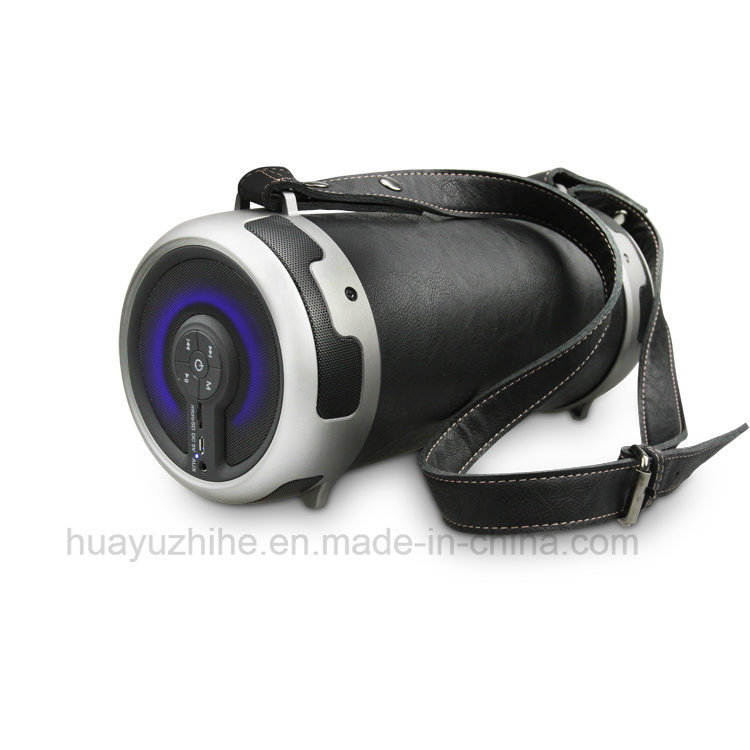 2.1 Outdoor Active HiFi Bluetooth Speaker with 4 Inch Subwoofer;