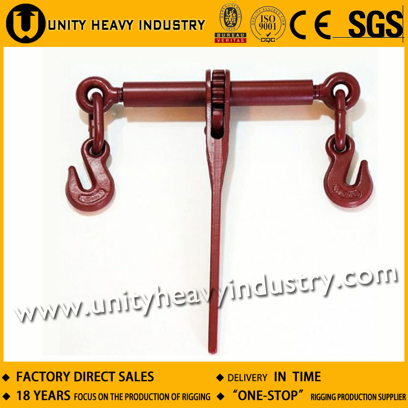 Forged Standard Red Ratchet Type Load Binder