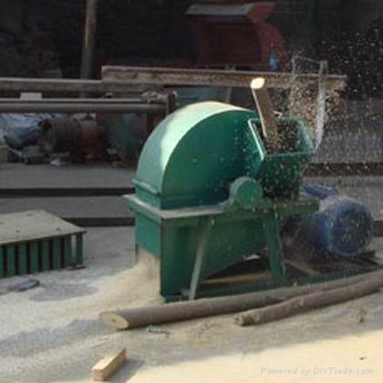 Professional Manufacture Wood Crushing Machine with Ce