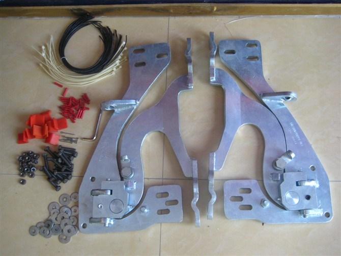 Lambo Doors for Pontiac Firebird (Trans AM) 93-02