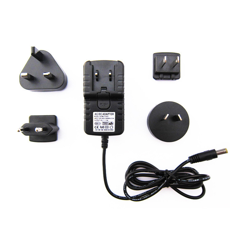 4 in 1 Interchangeable Switch Mode Power Supply