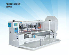 Carton Machine for Flexo Printer Slotter Die Cutter&Folder Gluer Stitcher