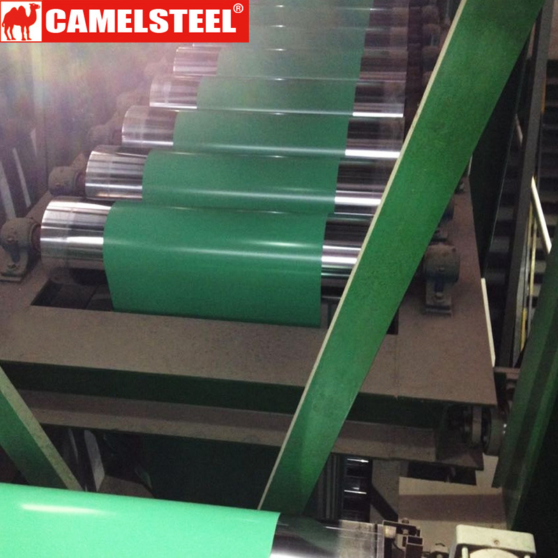 Long Term Cooperate Supplier Prepainted Galvanized Steel Coil PPGI