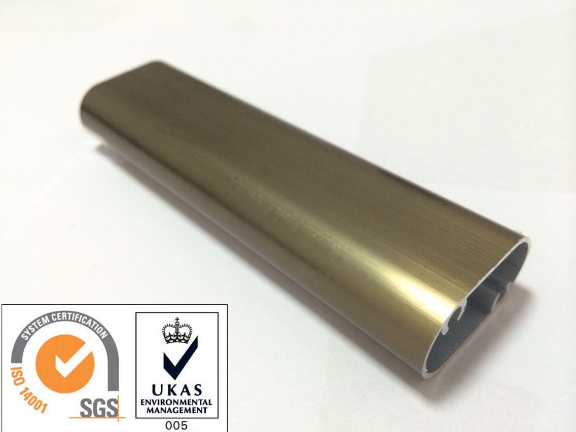 Brozen Anodized Aluminum Extrusion