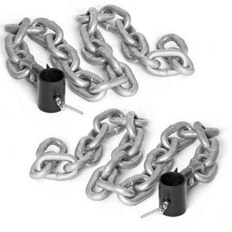 Weight Lifting Chains for Strength Training Belts
