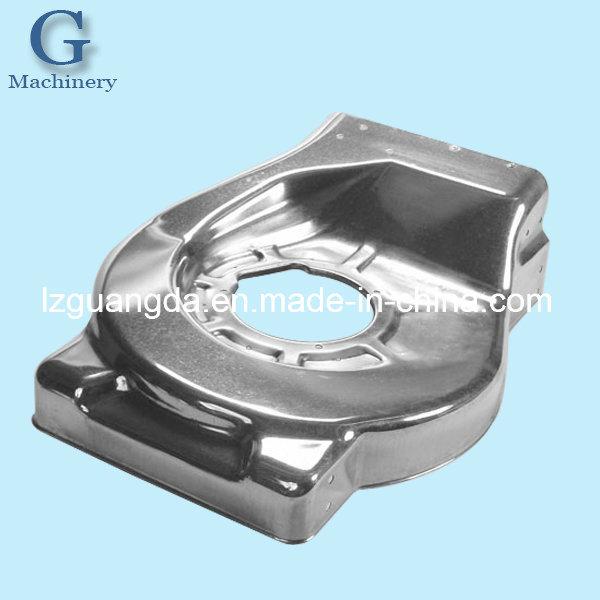 Custom Sheet Metal Forming Bending Welding Stamping Parts ISO9001 Certified