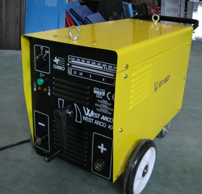 CE Approved Transformer Welder AC/DC Arc Welding Machine