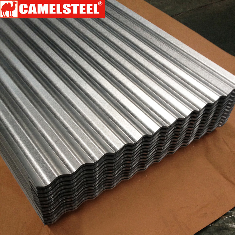 Galvalume Steel Corrugated Steel Roofing Sheet for Prefab Homes