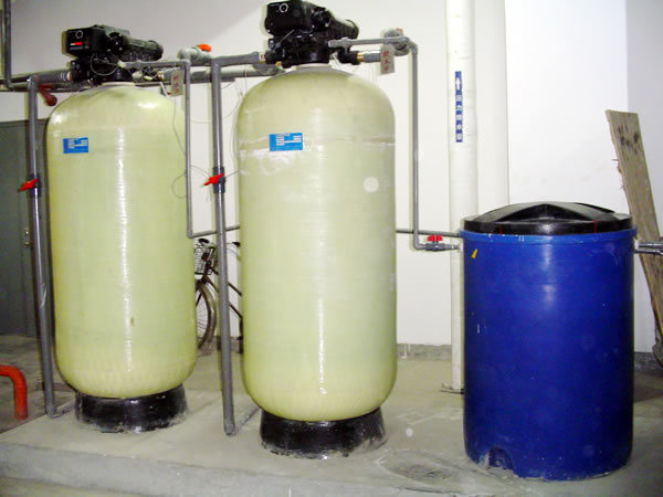 10ton Water Softener for Drinking Treatment (KYST-10 T/H)